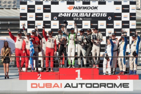 WCB Racing Team - 24 Uren Dubai